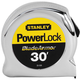 Stanley 33-530 30 ft. PowerlockTape Rule with BladeArmor