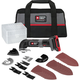 Factory Reconditioned Porter-Cable PCCK510LAR Tradesman 32-Piece 18V Cordless Lithium-Ion Oscillating Multi-Tool