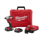 Factory Reconditioned Milwaukee 2750-82 18V Brushless Lithium-Ion 1/4 in. Hex Impact Driver Kit