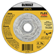 Dewalt DWAFV84518H T27 FLEXVOLT Cutting and Grinding Wheel 4-1/2 in. x 1/8 in. x 5/8 in. x 11