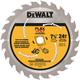 Dewalt DWAFV3724 7-1/4 in. 24T Circular Saw Blade