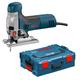 Bosch 1591EVSL 6.4 Amp Barrel Grip Jigsaw with L-BOXX