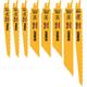 Dewalt DWAFV48SET 8-Piece Reciprocating Saw Blade Set