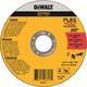 Dewalt DWAFV845045 T1 FLEXVOLT Cutting Wheel 4-1/2 in. x .045 in. x 7/8 in.