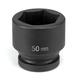 Grey Pneumatic 4033M 1 in. Drive x 33mm Standard Impact Socket