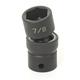 Grey Pneumatic 2038U 1/2 in. Drive x 1-3/16 in. Standard Universal Socket