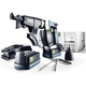 Festool 201671 18V 5.2 Ah Cordless Lithium-Ion Brushless Screw Gun Kit