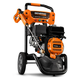Generac 7019 196cc Gas 3,100 PSI 2.4 GPM Pressure Washer with PowerDial Gun