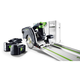 Festool 564626 18V 5.2 Ah Cordless Lithium-Ion 6-1/4 in. Circular Saw Kit with Guide Rail