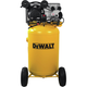 Dewalt DXCMLA1683066 1.6 RHP 30 Gallon V-Twin Vertical Air Compressor