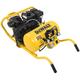 Dewalt DXCMWA5591056 6 HP 10 Gallon Chopper Wheelbarrow Compressor with Subaru Engine