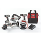 Porter-Cable PCCK616L4-CPO 20V MAX 1.3 Ah Cordless Lithium-Ion 5-Tool Combo Kit with 3 Batteries