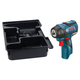 Bosch PS82BN 12V Max Cordless Lithium-Ion EC Brushless 3/8 in. Impact Wrench with Exact-Fit Insert Tray (Bare Tool)