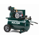 Rolair 5520K17A 20 Gallon 1.5 HP Electric ASME Portable Belt Drive Air Compressor