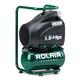 Rolair FC1500HBP2 1.5 Gallon 1.5 HP Electric Hand Carry Air Compressor