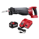 Milwaukee 48-59-1890PS M18 18V 9.0 Ah Redlithium High Demand Lithium-Ion Starter Kit with FREE M18 Fuel SAWZALL Recip Saw