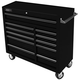 Homak BK04011410 41 in. 11 Drawer Professional Roller Cabinet (Black)
