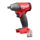 Factory Reconditioned Milwaukee 2755B-80 FUEL M18 18V Cordless Lithium-Ion 1/2 in. Compact Impact Wrench with Friction Ring (Bare Tool)