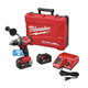 Factory Reconditioned Milwaukee 2705-82 M18 FUEL 18V 5.0 Ah Cordless Lithium-Ion 1/2 in. Drill Driver Kit with ONE-KEY Connectivity