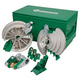 Factory Reconditioned Greenlee FCE12580 1/2 in. - 2 in. Rigid/EMT Electric Bender Shoe Group