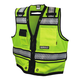 Dewalt DSV521-L Class 2 Heavy-Duty Surveyor Vest - Large