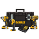 Dewalt DCKTS386D2 20V MAX 2.0 Ah Cordless Lithium-Ion 3-Piece Combo Kit