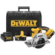 Factory Reconditioned Dewalt DCS372KAR 18V XRP Cordless 5-1/2 in. Metal Cutting Circular Saw Kit