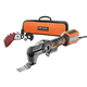 Factory Reconditioned Ridgid ZRR28602 120V 4 Amp Multi-Tool with Tool-Free Head
