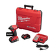 Milwaukee 2760-22CT M18 18V 2.0 Ah FUEL SURGE 1/4 in. Hex Hydraulic Impact Driver Kit