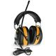 Dewalt DPG15 AM/FM Digital Tune Ear Muff with AUX Connection