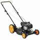 Poulan Pro 961120131 125cc Gas 21 in. 2-in-1 Side Discharge/Mulch 5-Position Lawn Mower (Certified)
