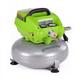 Greenworks 4101502 3 Gal. 1/3 HP Electric Pancake Air Compressor