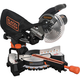 Black & Decker SM1850BD 9 Amp 7-1/4 in. Sliding Compound Miter Saw