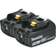 Makita BL1830B-2 18V 3.0 Ah LXT Lithium-Ion Battery (2-Pack)