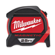Milwaukee 48-22-7125G 25 ft. Magnetic Tape Measure (2-Pack)