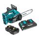 Makita XCU02PT 18V X2 LXT 5.0 Ah Chainsaw Kit