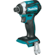 Makita XDT14Z LXT 18V Cordless Lithium-Ion 3-Speed Brushless 1/4 in. Impact Driver (Bare Tool)
