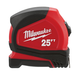 Milwaukee 48-22-6625 25 ft. Compact Tape Measure