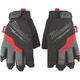 Milwaukee 48-22-8745 Fingerless Work Gloves - S