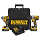 Dewalt DCK299P2 20V MAX XR Brushless Lithium-Ion Hammer Drill & Impact Driver Combo Kit
