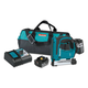 Makita XTS01T 18V LXT 3/8 in. Cordless Lithium-Ion Crown Stapler Kit