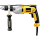 Factory Reconditioned Dewalt DWD520KR 10 Amp 1/2 in. VSR Pistol Grip Hammer Drill Kit