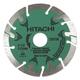 Hitachi 728708 4-1/2 in. Think Kerf Diamond Blade