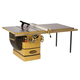 Powermatic 1720305K 7-1/2 HP 14 in. Three Phase Left Tilt Table Saw with 50 in. Accu-Fence and Riving Knife