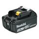 Makita BL1830B 18V LXT 3.0 Ah Slide Lithium-Ion Battery Pack