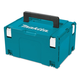 Makita 198276-2 Interlocking Insulated Cooler Box, 15-1/2 in. W x 11-5/8 in. D x 8-1/2 in. H, Teal