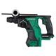 Hitachi DH18DBLP4 18V Cordless Lithium-Ion Brushless SDSplus Rotary Hammer (Bare Tool)