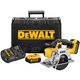 Factory Reconditioned Dewalt DCS373P2R 20V MAX Cordless Lithium-Ion 5-1/2 in. Metal Cutting Circular Saw Kit