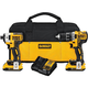 Factory Reconditioned Dewalt DCK283D2R 20V MAX XR Cordless Lithium-Ion Drill Driver & Impact Driver Combo Kit