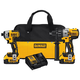 Factory Reconditioned Dewalt DCK299M2R 20V MAX XR Cordless Lithium-Ion Hammerdrill & Impact Driver Combo Kit